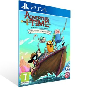 Adventure Time Pirates of the Enchiridion - Ps4 Psn Mídia Digital