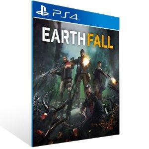 Earthfall - Ps4 Psn Mídia Digital