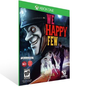 We Happy Few - Xbox One Live Mídia Digital