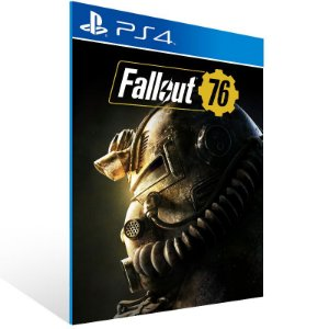 Fallout 76 - Ps4 Psn Mídia Digital