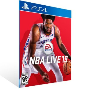 NBA LIVE 19 The One Edition - Ps4 Psn Mídia Digital