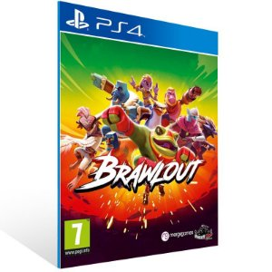 Brawlout - Ps4 Psn Mídia Digital