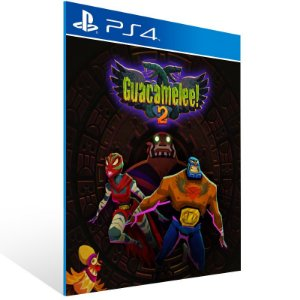 Guacamelee 2 - Ps4 Psn Mídia Digital
