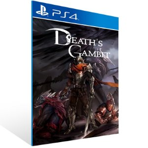 Death's Gambit - Ps4 Psn Mídia Digital