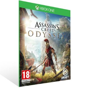 Assassins Creed Odyssey - Xbox One Live Mídia Digital