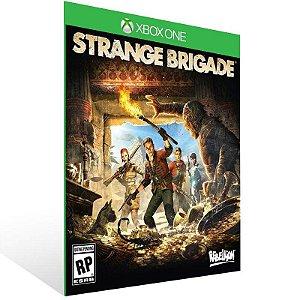 Strange Brigade - Xbox One Live Mídia Digital