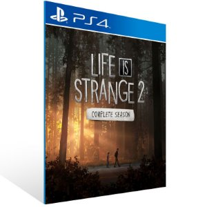Life is Strange 2 Complete Season - Ps4 Psn Mídia Digital