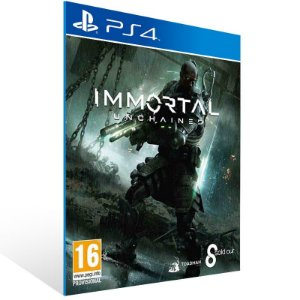 Immortal Unchained - Ps4 Psn Mídia Digital