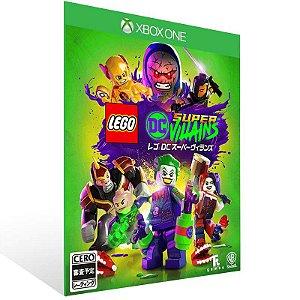 LEGO DC Super-Vilões - Xbox One Live Mídia Digital