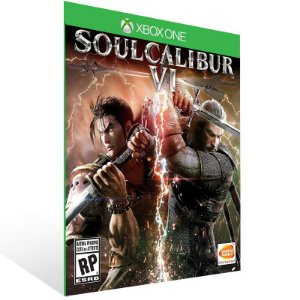 Soulcalibur VI - Xbox One Live Mídia Digital