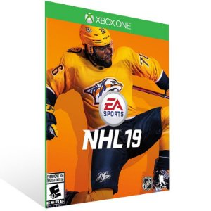 EA SPORT NHL 19 - Xbox One Live Mídia Digital