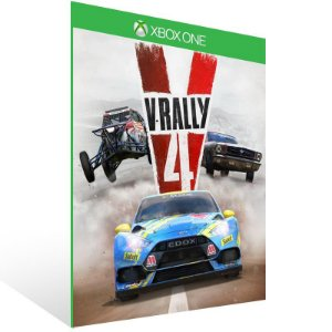 V-Rally 4 - Xbox One Live Mídia Digital