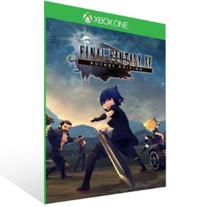 Final Fantasy XV pocket edition HD - Xbox One Live Mídia Digital