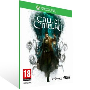 Call of Cthulhu - Xbox One Live Mídia Digital