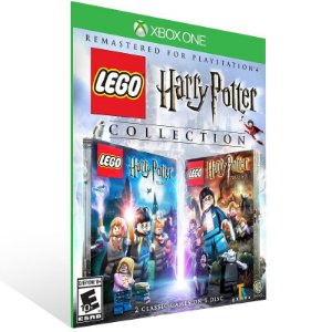 LEGO Harry Potter Collection - Xbox One Live Mídia Digital