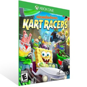 Nickelodeon Kart Racers - Xbox One Live Mídia Digital