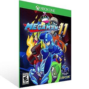 Mega Man 11 - Xbox One Live Mídia Digital