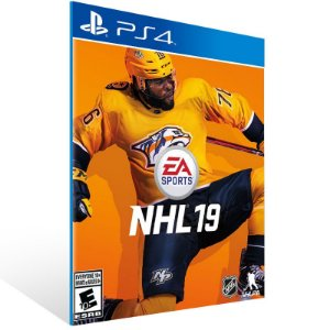 EA SPORTS NHL 19 - Ps4 Psn Mídia Digital