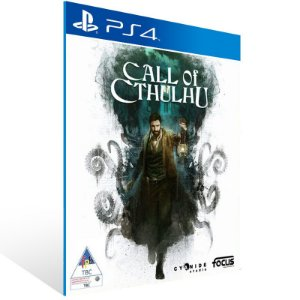 Call of Cthulhu - Ps4 Psn Mídia Digital