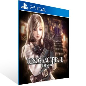 Resonance of Fate 4K/HD Edition - Ps4 Psn Mídia Digital