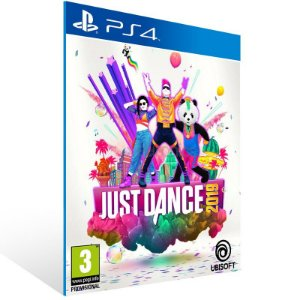 Just Dance 2019 - Ps4 Psn Mídia Digital