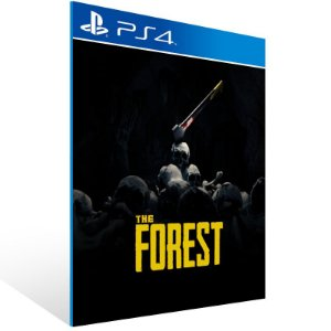 THE FOREST - Ps4 Psn Mídia Digital