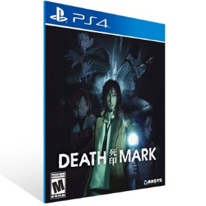 Death Mark - Ps4 Psn Mídia Digital