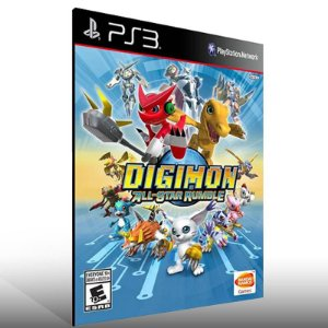 Digimon All-Star Rumble - Ps3 Psn Midia Digital