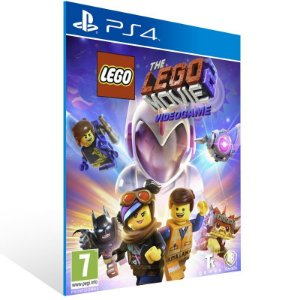 The LEGO Movie 2 Videogame - Ps4 Psn Mídia Digital
