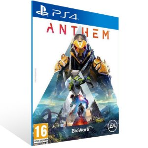 Anthem Standard Edition - Ps4 Psn Mídia Digital