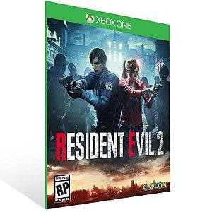 RESIDENT EVIL 2 - Xbox One Live Mídia Digital