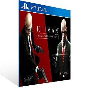Hitman HD Enhanced Collection - Ps4 Psn Mídia Digital