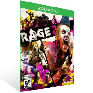 RAGE 2 - Xbox One Live Mídia Digital