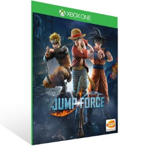 JUMP FORCE - Xbox One Live Mídia Digital