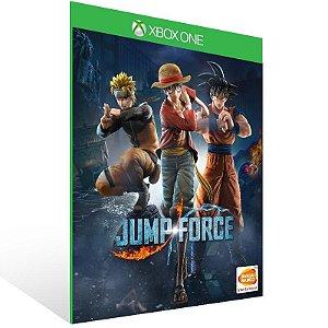 JUMP FORCE - Xbox One Live Mídia Digital