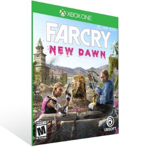 Far Cry New Dawn - Xbox One Live Mídia Digital