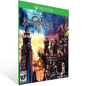 KINGDOM HEARTS III - Xbox One Live Mídia Digital