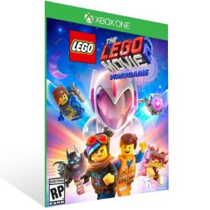 The LEGO Movie 2 Videogame - Xbox One Live Mídia Digital