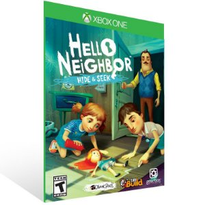 Hello Neighbor Hide and Seek - Xbox One Live Mídia Digital