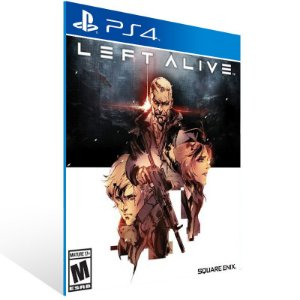 LEFT ALIVE DAY ONE EDITION - Ps4 Psn Mídia Digital