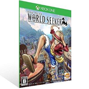 ONE PIECE World Seeker - Xbox One Live Mídia Digital