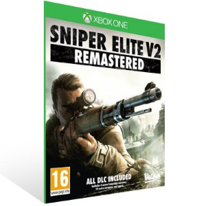 Sniper Elite V2 Remastered - Xbox One Live Mídia Digital