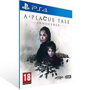 A Plague Tale: Innocence - Ps4 Psn Mídia Digital