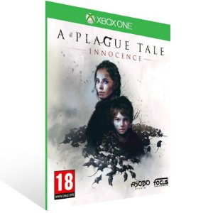 A Plague Tale: Innocence - Xbox One Live Mídia Digital