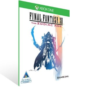 Final Fantasy XII The Zodiac Age - Xbox One Live Mídia Digital