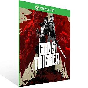 Gods Trigger - Xbox One Live Mídia Digital