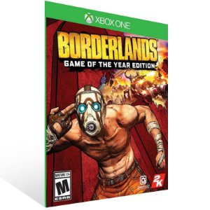 Borderlands: Game of the Year Edition - Xbox One Live Mídia Digital