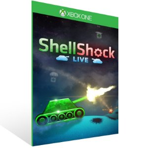 ShellShock Live - Xbox One Live Mídia Digital