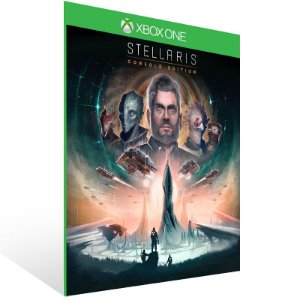 Stellaris: Console Edition - Xbox One Live Mídia Digital