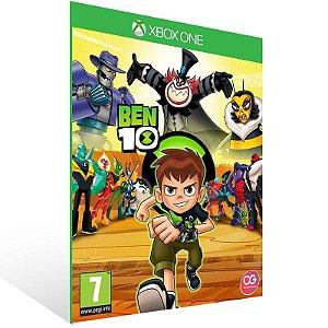 Ben 10 - Xbox One Live Mídia Digital